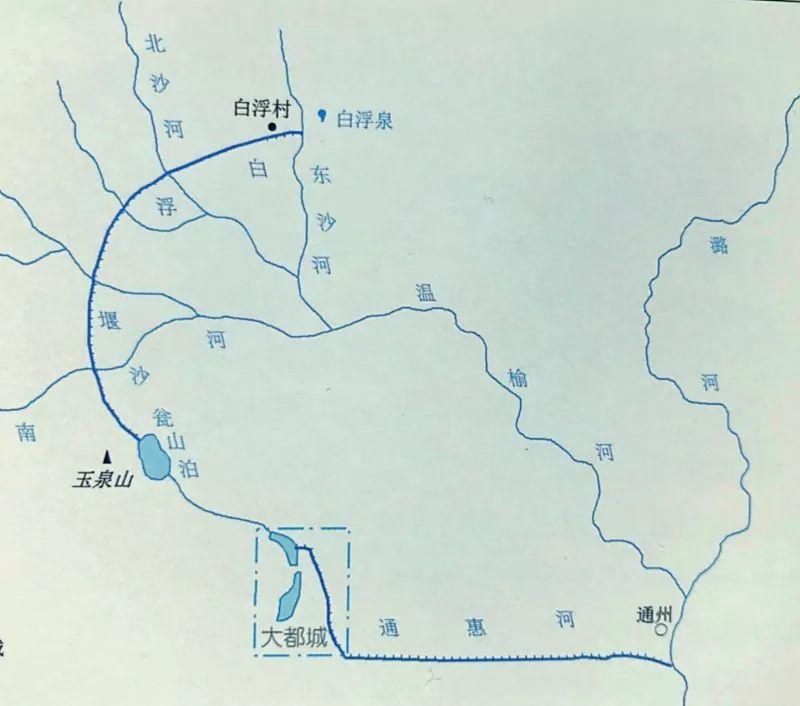 元朝都水监郭守敬主持先后挖通了山东东平到济宁的济州河,临清到东平